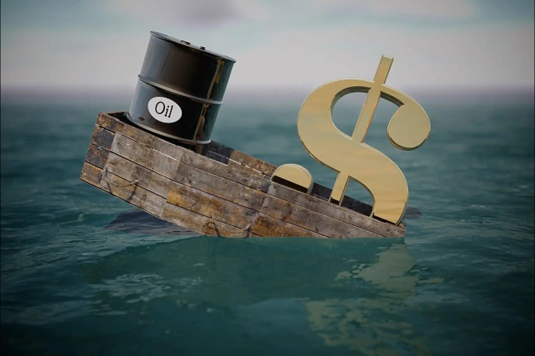 El precio del petróleo Brent pierde casi 5% y el de WTI cae más del 6%