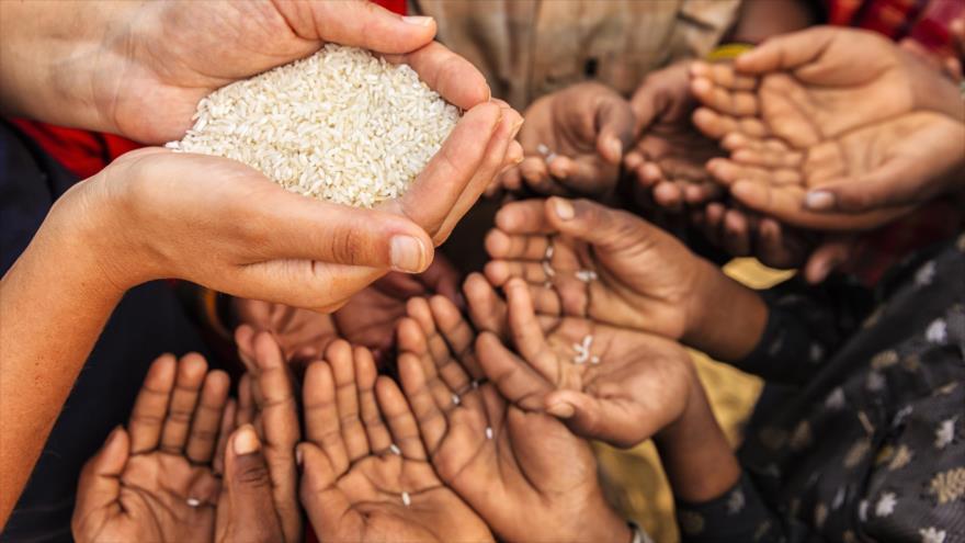 ONU: COVID-19 podría empujar a 265 millones de personas al hambre aguda