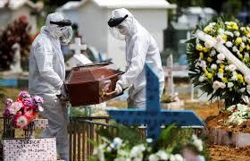 Brasil sumó 67 muertes por coronavirus: en total ya son 1.124 los ...