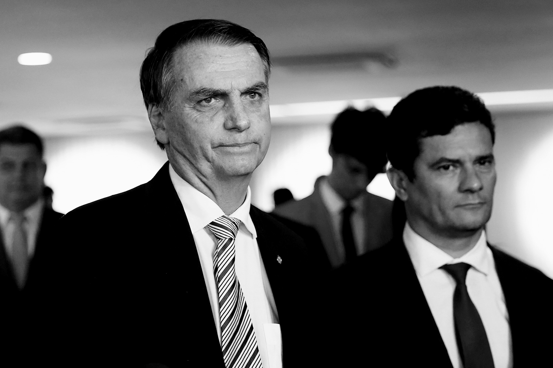 ¡Do amor ao ódio! Moro ataca Bolsonaro e ameaça o pior