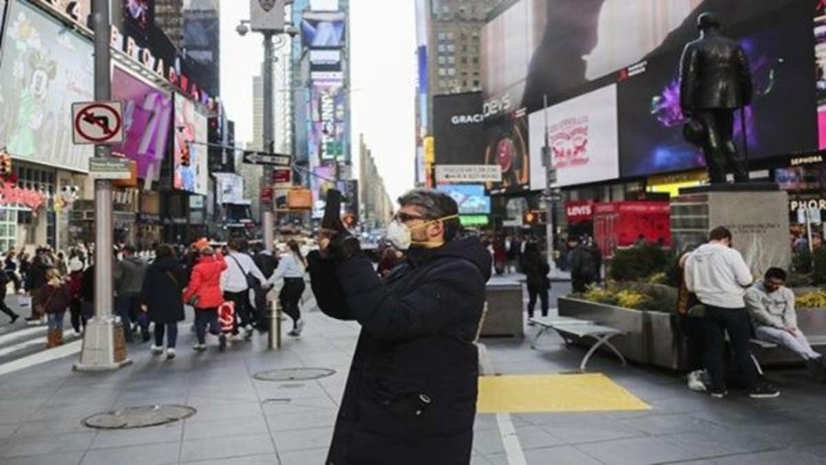 Nueva York no registra decesos por el covid-19 por primera vez en 4 meses