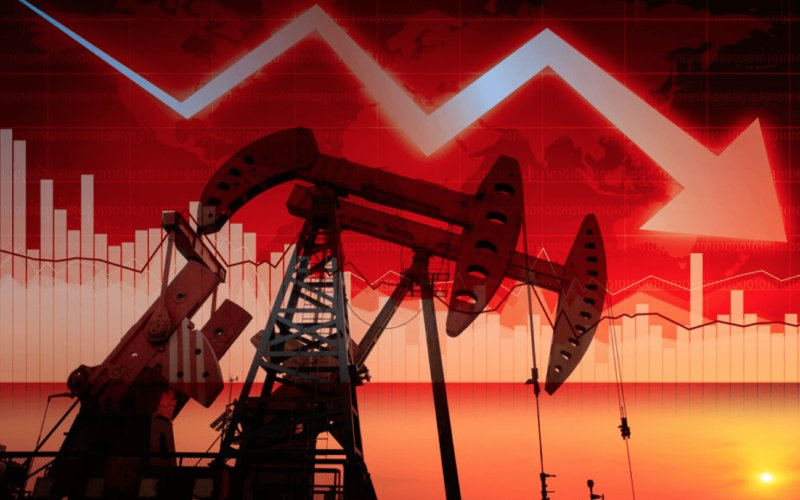 The day that oil was worth less than nothing because of a virus
