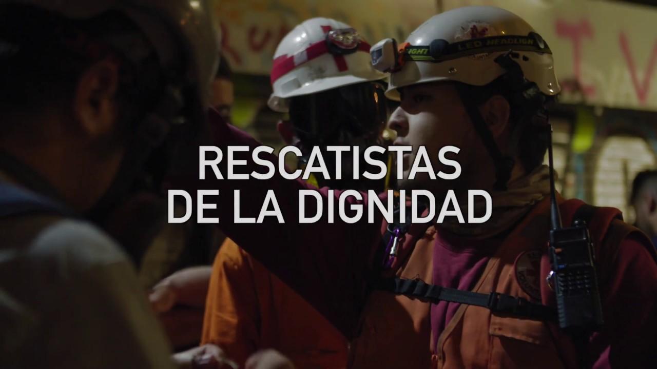 Rescatistas de la dignidad: Estrenan documental sobre las brigadas de salud en el estallido social de Chile