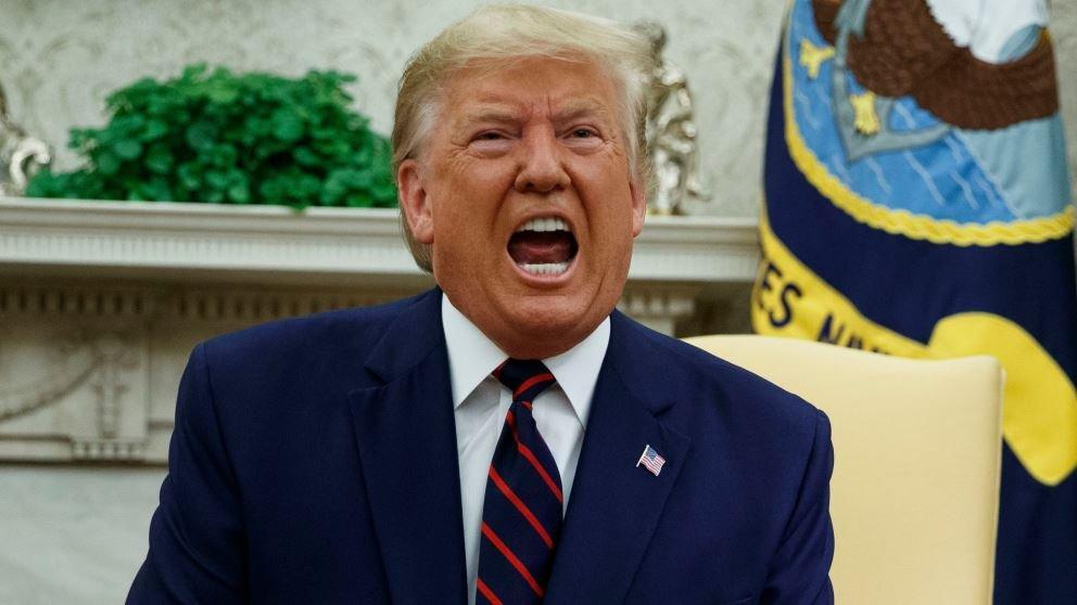 """Trump ataca de nuevo a China por """"origen"""" del COVID-19 y amenaza con castigo de aranceles"""