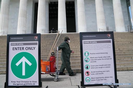 COVID-19: 25% de los fallecidos se registran en Estados Unidos