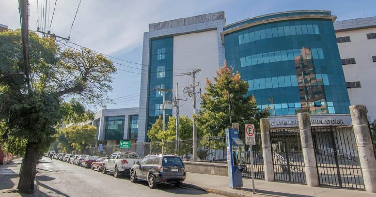 Concepción: aplican aduana sanitaria en hospital regional para detectar posibles casos de COVID-19