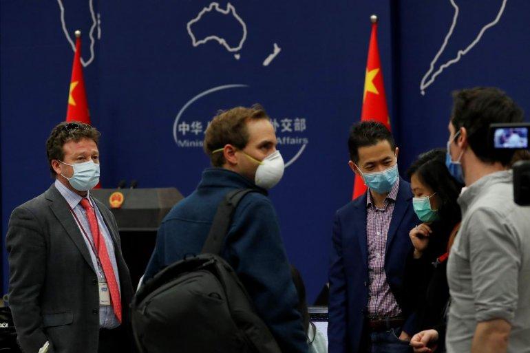 Periodistas chinos tendrán visas por solo 90 días en EE.UU.