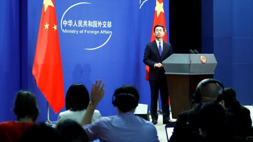 China rechaza acusaciones de EE.UU. de supuesto espionaje a entes que investigan COVID-19