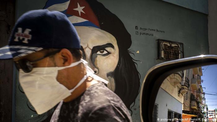 Cuba cuenta con 452 casos activos de COVID-19