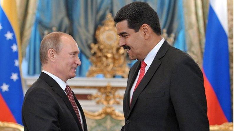 Rusia ratifica su apoyo y cooperación con Venezuela