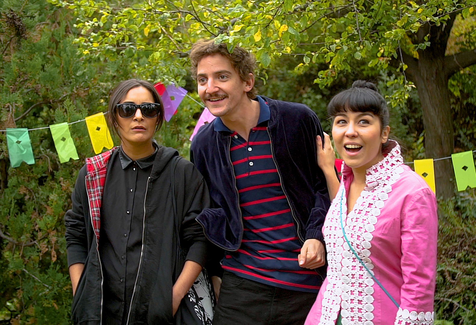 Amigx Basta! Miniserie web chilena de comedia sobre los millennials, llega a las plataformas digitales