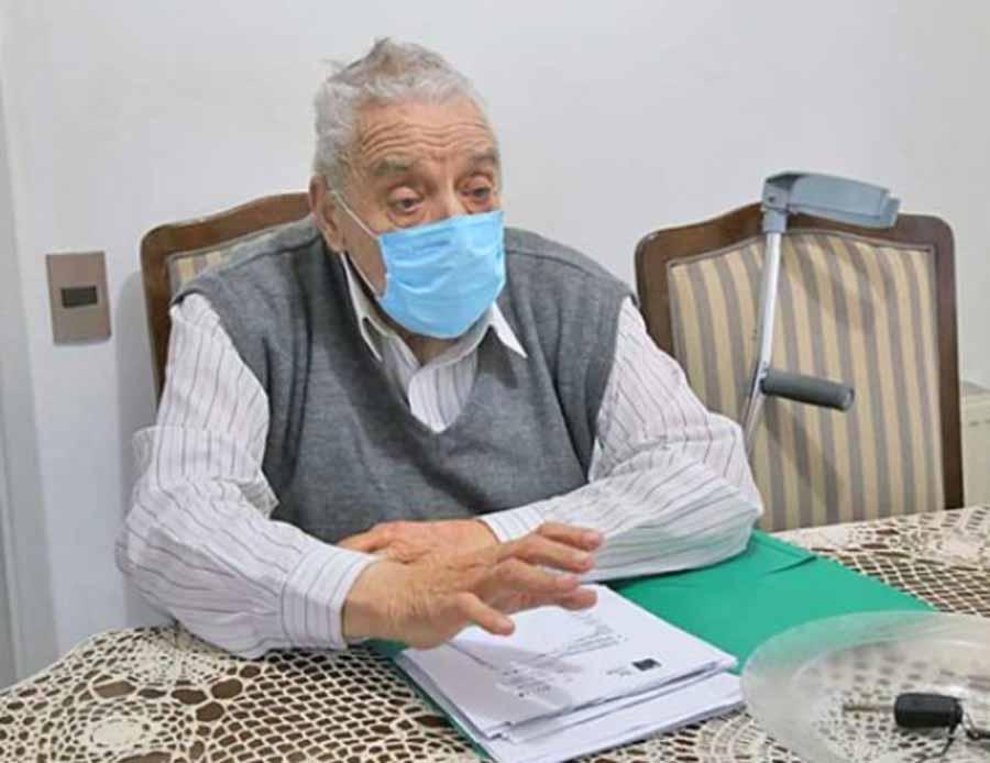 Anciano de 83 años denuncia que aumento de su pensión básica es descontada de sus propios fondos de AFP