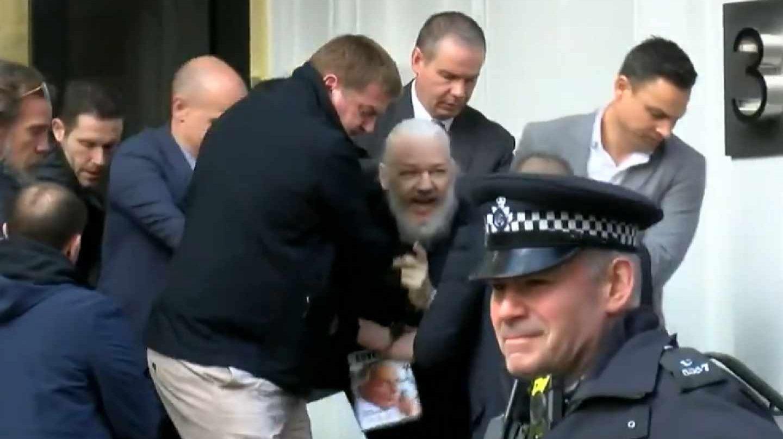 Diputados británicos defienden a Julian Assange en una moción parlamentaria
