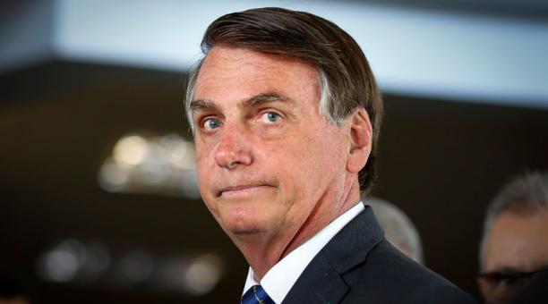 Sigue en aumento desaprobación de Bolsonaro y alcanza la cifra más alta de su gobierno