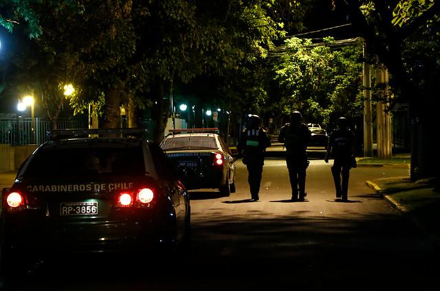 Chiloé: descubren fiesta clandestina en pleno toque de queda
