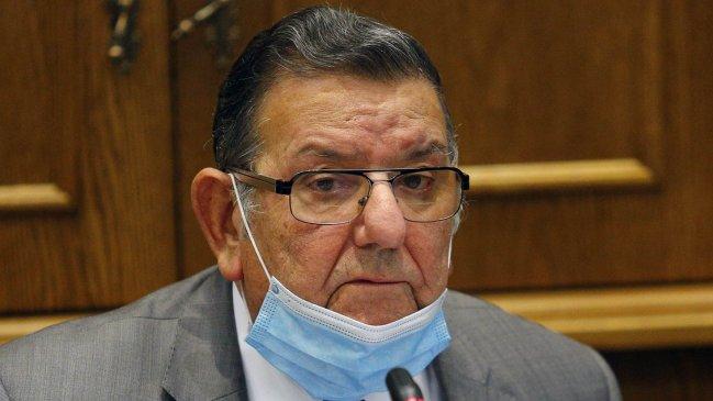 """Puerto Montt: senador Rabindranath Quinteros fue """"falso positivo"""" por COVID-19"""