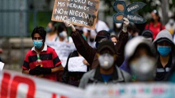 Frente a paquetazo económico, convocan jornada nacional de movilización en Ecuador