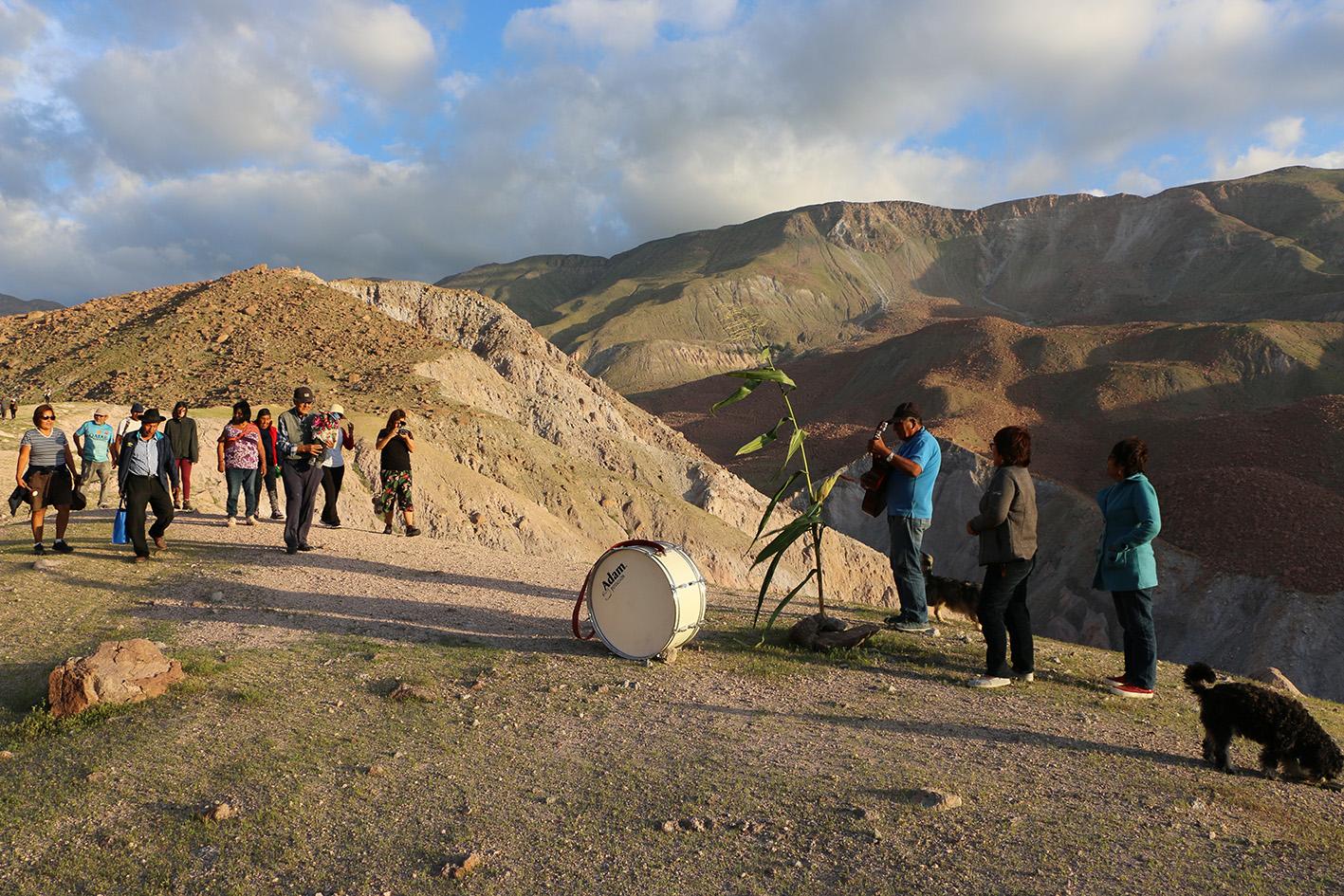 Minidocumentales de Festividades Andinas: Memoria, patrimonio y costumbres con las comunidades de Arica y Parinacota