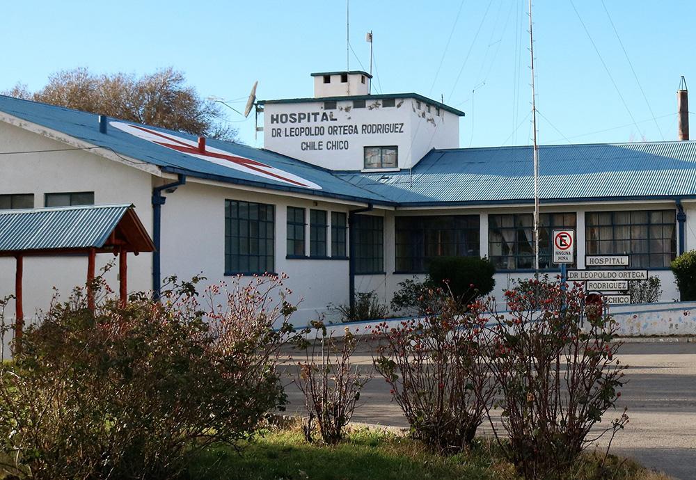 Chile Chico: supervisaron plan de respuesta ante COVID-19 en el hospital Leopoldo Ortega Rodríguez