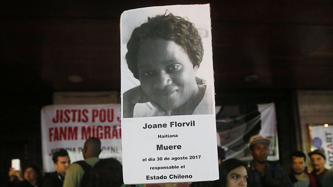 Justicia ordena reabrir investigación penal en causa de Joane Florvil