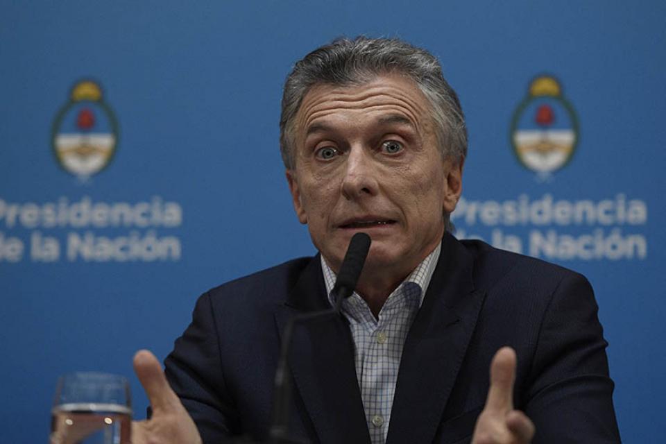 Rastros de espionaje ilegal que dejó Macri durante su gestión lo ponen en el lugar de los imputados