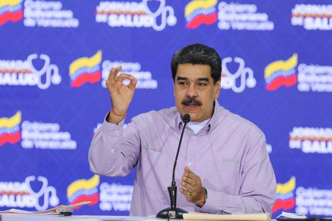 Maduro denuncia que se están conformando nuevos grupos de mercenarios en Colombia