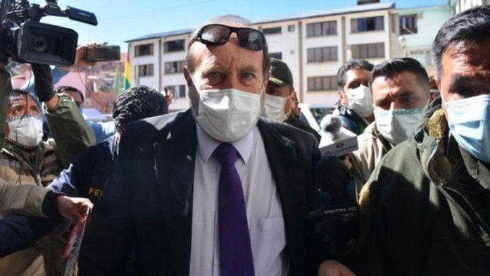 ¡A la cárcel! Ministro de Salud de Jeanine Áñez por compra de respiradores con sobreprecio