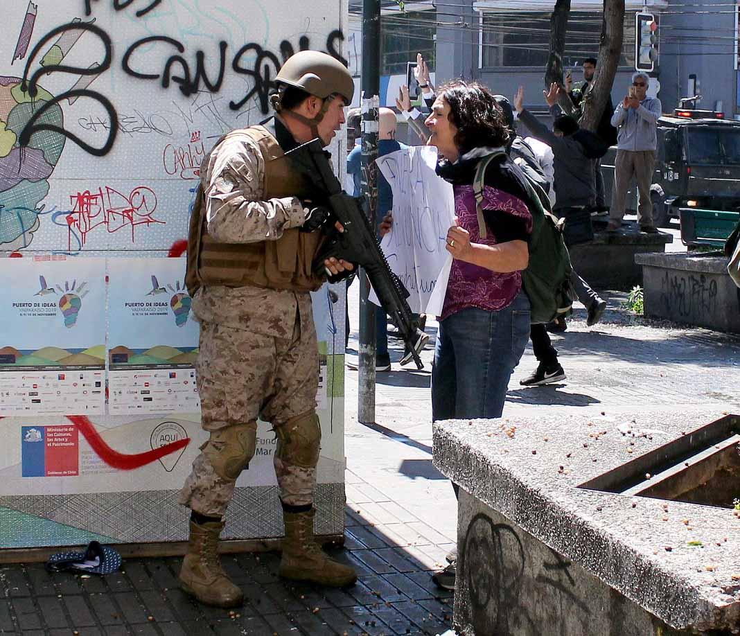 ¿Deben militares también deliberar en un proceso constituyente?: Nueva edición de revista El Ciudadano ya está circulando
