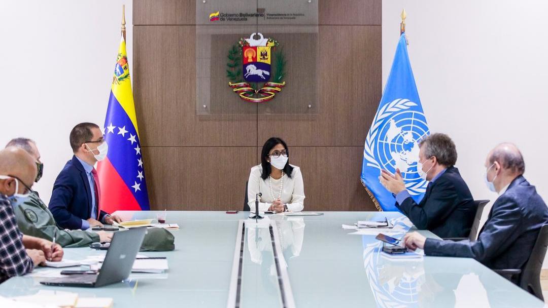 OPS pidió a Venezuela estudiar a profundidad su exitoso modelo para  combatir al COVID-19