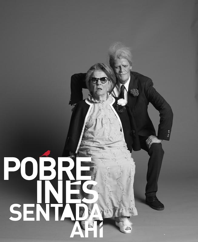 Escenix estrena la última obra de Alejandro Sieveking y Bélgica Castro