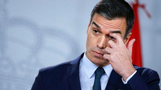 La ultraderecha de España presenta una moción de censura contra Pedro Sánchez
