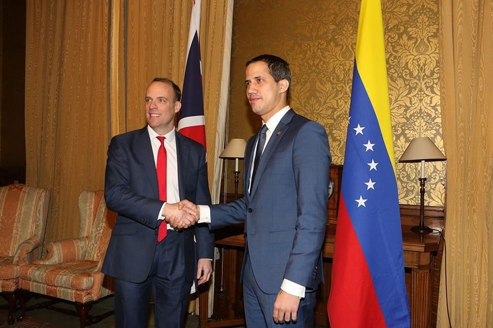 The Canary revela archivos sobre unidad británica secreta que planea «reconstrucción» de Venezuela
