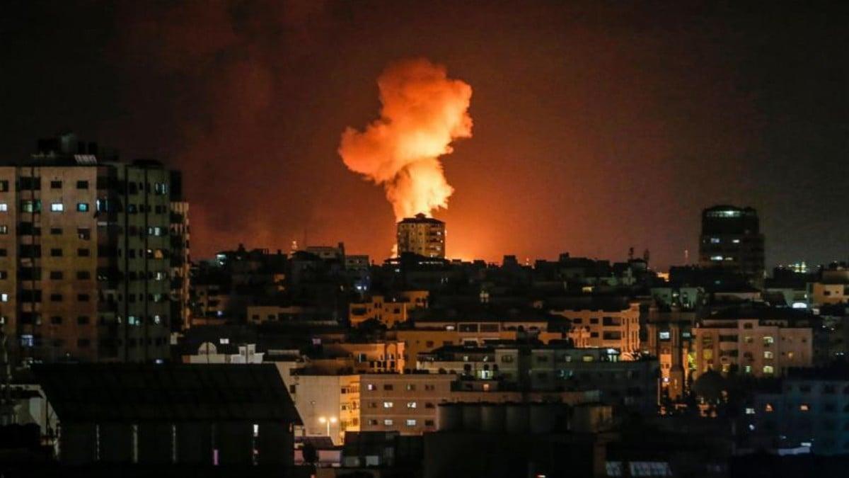 Israel ataca a Gaza sin compasión en plena pandemia
