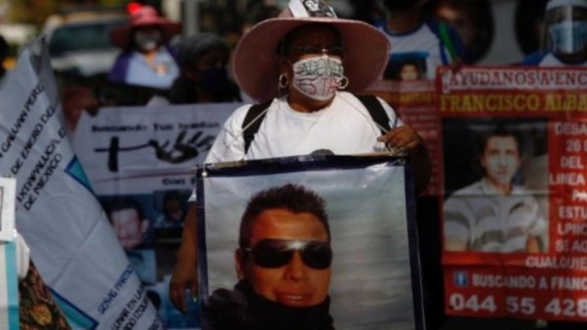Madres de desaparecidos exhortan al gobierno de México a no cesar su búsqueda durante la pandemia