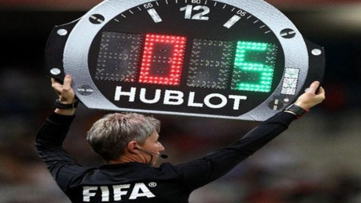 ¡Inédito! FIFA realiza cambios en las reglas del fútbol ante COVID-19