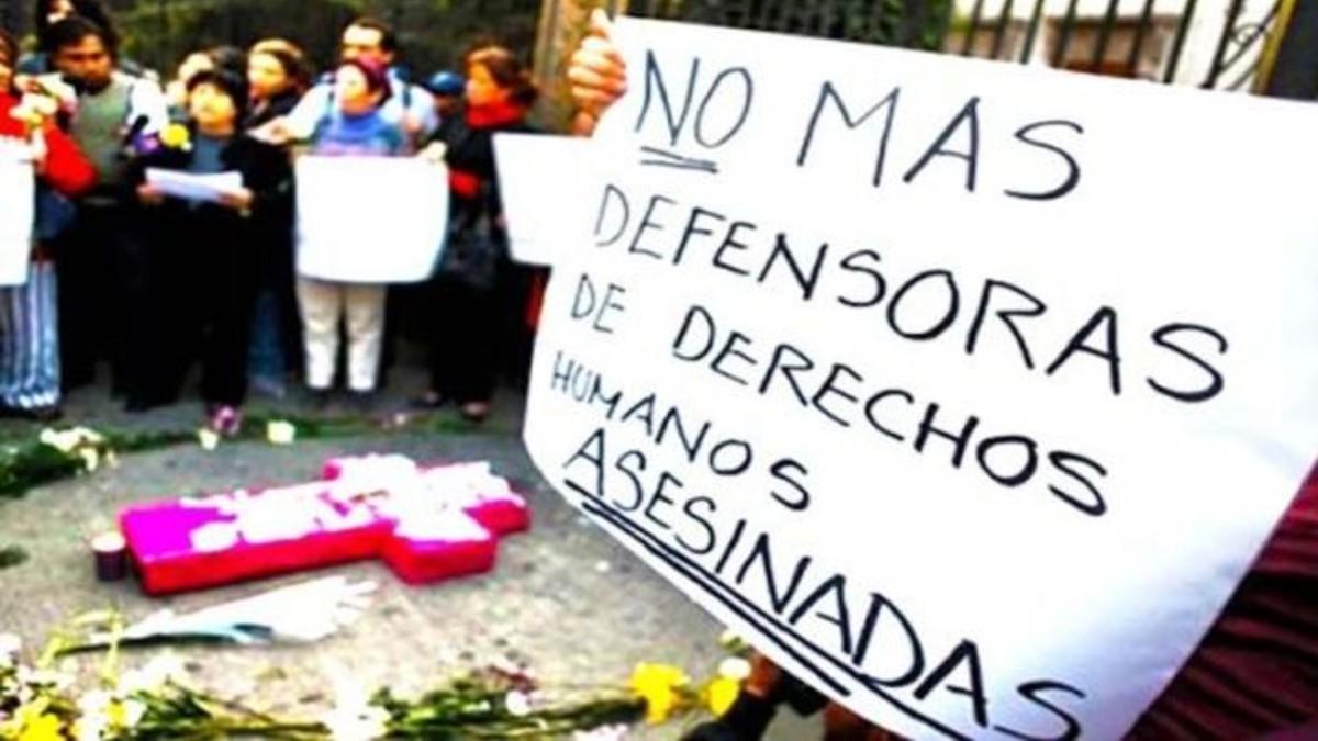 Organizaciones denuncian aumento de agresiones a defensores de DD.HH. en Guatemala
