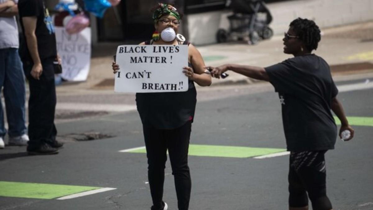 (Videos) Abuso policial: Se registran fuertes protestas por el asesinato del afrodescendiente George Floyd en EE.UU.