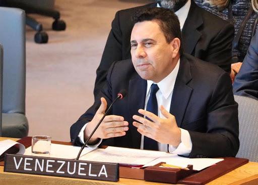 """""""Un crimen de lesa humanidad"""": Venezuela denuncia ante el Consejo de Seguridad incursión armada"""