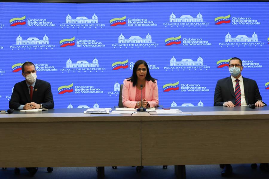 Venezuela denuncia complot de Guaidó para quedarse con el oro de la nación