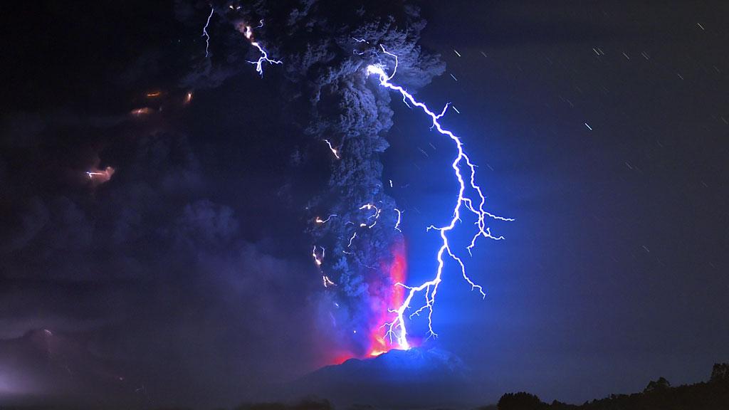 ¿Hay similitud entre la actividad eléctrica de los humanos y la de la Tierra?