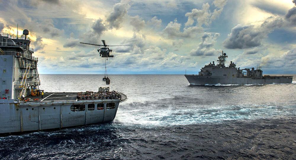 EE. UU. lanza nueva amenaza a buques armados de otros países en medio de tensión con Irán