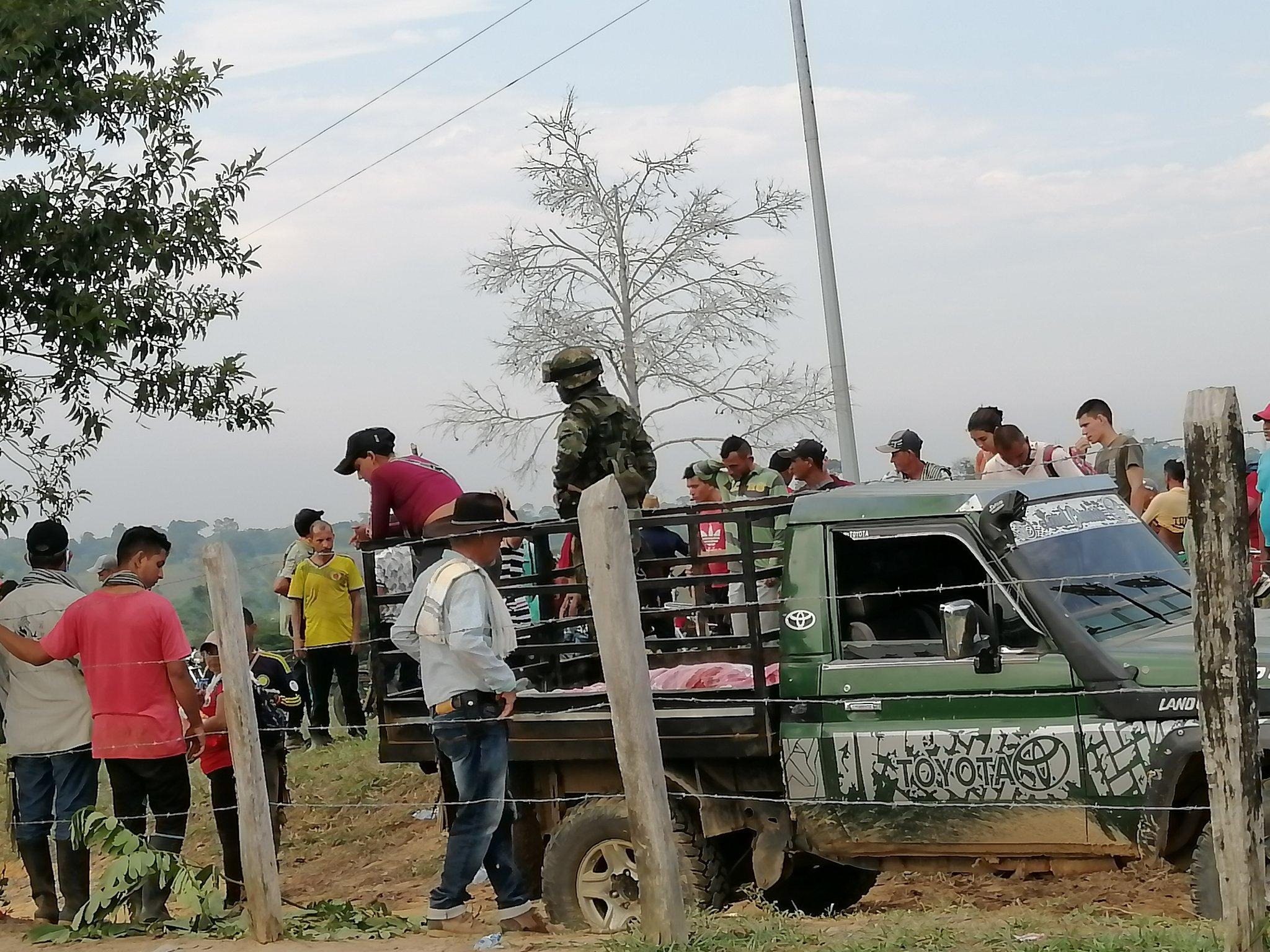 Colombia: denuncian asesinato de campesino a manos del Ejército