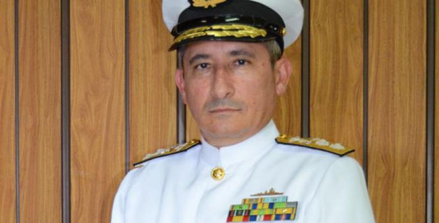 (Entrevista) ¿El río se llevó las lanchas de Guerra hasta Venezuela? Ni el Comandante de la Armada colombiana se lo cree