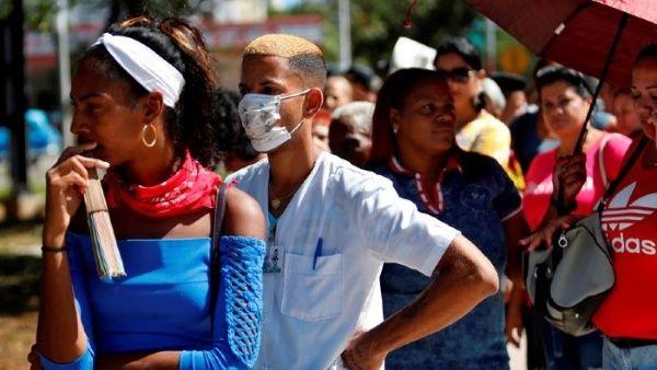Cuba reporta la cifra más baja de infectados por COVID-19 desde hace 21 días