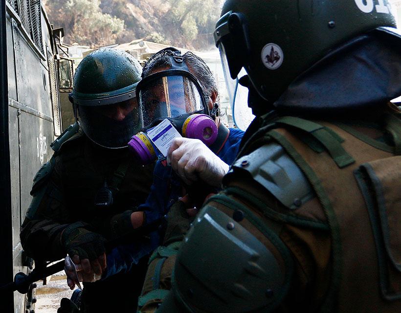 Colegio de Periodistas: El Estado de Chile viola la libertad de prensa y el derecho a la información