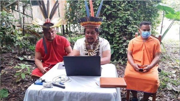 Indígenas de Ecuador ante riesgo de desaparición por el abandono del Estado ante COVID-19