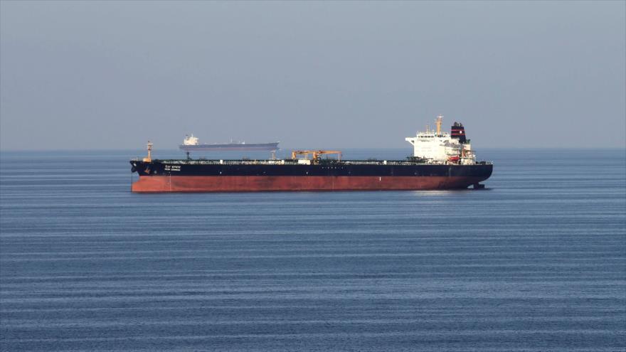Irán confirma que el combustible incautado por EE.UU. pertenece a Venezuela