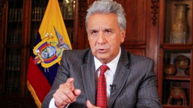 (+Video) ¿Renunció Lenín Moreno a sus funciones como presidente de Ecuador?