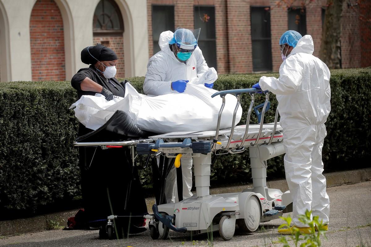EE.UU. supera las 80.000 muertes por Covid-19, pero el Gobierno defiende la reactivación económica