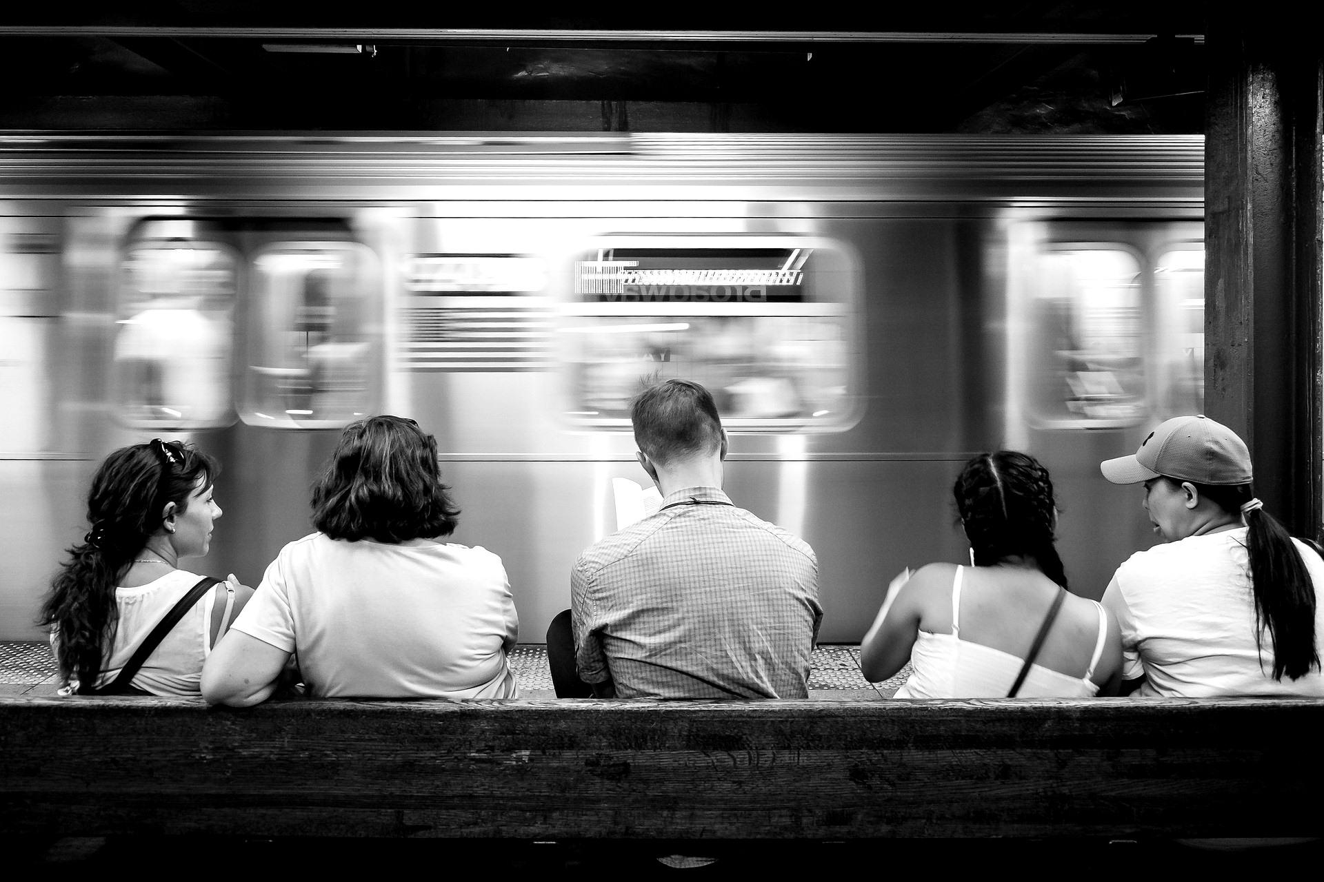 Así lo reveló un estudio: Metro de Nueva York sembró el COVID-19 en Estados Unidos